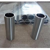 Wholesale Gr5(Ti-6Al-4V) Titanium Hollow Bar hollow rod alloy pipe from china suppliers