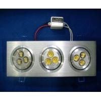 Wholesale Energy - saving Aluminium OEM 3W / 220V 50000h Led Ceiling Lamp Downlight Kits  from china suppliers