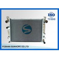 Wholesale Manual Welded Diesel Performance RadiatorFit BENZ W220'98 30% More Cooling from china suppliers