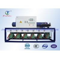 Hight Temperature Cold Room Compressor Unit Reciprocating For Garlic Cold Storage