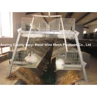Buy cheap Rabbit Breeding Cages for Rabbit Farm from wholesalers