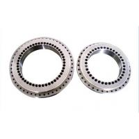 Wholesale Three row Rotary turntable Cross Roller Slewing Bearing YRT395 from china suppliers