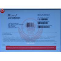 Wholesale Windows 7 Operating System 32 Bit / 64 Bit Microsoft Windows 7 Full Version from china suppliers