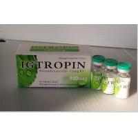 Wholesale Muscle Growth IGTROPIN Long-R3 IGF-1 Human Somatropin Injections from china suppliers
