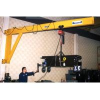 Wholesale Precision Wall Mounted Jib Crane for Enclosed Building / Plant Room Maintenance from china suppliers