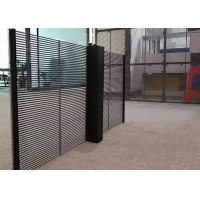 Wholesale 1000x500mm 1/16scan 7.82MM Clear Outdoor Led Mesh from china suppliers