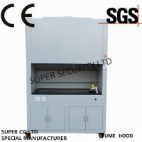 Buy cheap Cold-roll Steel Chemical Fume Hood  Glass Window Electrical Controlled Glass from Wholesalers
