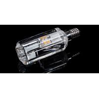 Wholesale led crystal candle bulb light E14 E12 SMD2835 led chip Epistar CE dimmable lighe source from china suppliers