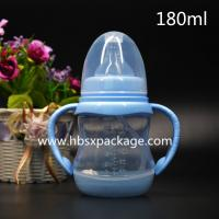 Factory direct supply 42C temperature change color of baby bottle180ml 240ml 300ml