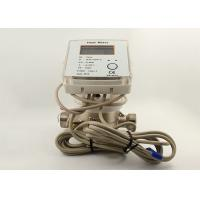 Wholesale Mechanical Smart Meters , Residential Heat Meters with M-BUS Interface DN15 DN25 from china suppliers