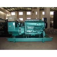 Wholesale Emergency Diesel Generator For Standby Power , Blue 150 KW Diesel Generator from china suppliers