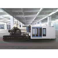 Durable EVA Injection Moulding Machine , Hydraulic Injection Molding Machine 24.9 KW for sale