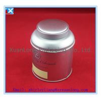 Wholesale Large size Metal Tin Box for tea from china suppliers