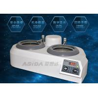 Wholesale Specimen Grinding Metallographic Polishing Machine With Abrasive Paper from china suppliers