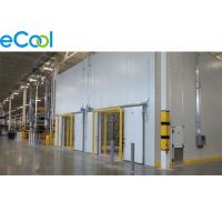 Large Capacity Multipurpose Cold Storage For Logistics And Transfer Center 15000 Tons for sale