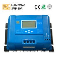 Wholesale 30A MPPT Solar Controller For Off Grid System , Solar Battery Charger Controller from china suppliers