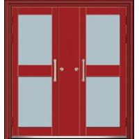 China French Glass Decorate Solid Wood Door (XY-7030) on sale