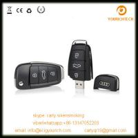 Wholesale Audi car key usb flash drive, car key shape usb flash drive, usb flash drive key from china suppliers