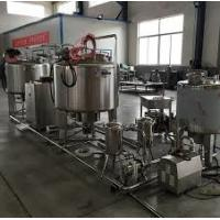 Wholesale Automatic Yogurt Production Line , Pouch Package UHT Milk Processing Equipment from china suppliers