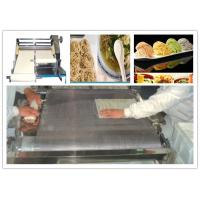 Wholesale Wheat Flour Fresh noodle Making Machine and Ramen Noodle Maker Machine lines from china suppliers