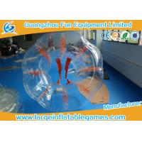 Wholesale 1.8m Adults Grass Field Inflatable Bubble Ball Bubble Human Ball Heat Sealed from china suppliers