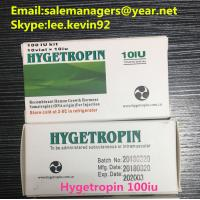 Wholesale Hygetropin 100iu10vials/Kit Injectable Human Growth Hormone White Freeze Dry Powder from china suppliers