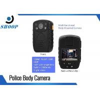 Buy cheap Long Time Recording Law Enforcement Body Camera With IR Light 94 Mm * 61 Mm * from wholesalers