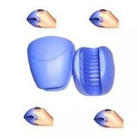 Quality silicon heat resistant gloves ,heat resistant silicon mitts for sale