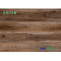 China 1220*180mm Regular Size SPC Flooring Widely Used Fireproof Vinyl Plank for sale