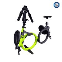 China Electric,intelligent,small,mini,lightweight,portable, 9.8kg,10 inch,2 wheeled folding bicycle/ebike with lithium battery on sale