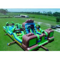 Wholesale Fun assault course for children / Jungle assault course birthday party / Tropical Obstacle from china suppliers