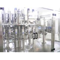 Wholesale PET Bottle Hot Filling Machine , Automatic 3 in 1 Beverage Filling Production Line from china suppliers
