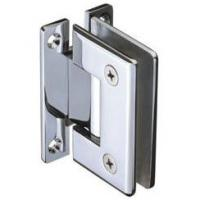 "Wholesale ""H"" Plate Shower Hinge 90 degree locking hing from china suppliers"