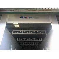 Luxury 20.7 Meters Side Downdraft Paint Booth , Autobody Spray Booth Rental