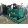 625KVA Industrial Diesel Generators , 3 Phase Cummins Diesel Genset for sale