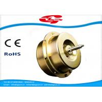 Wholesale Iron Shell Ac Capacitor Motor For Hand Dryer , 35 W Range Hood Motor from china suppliers