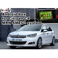 Wholesale Citroen C4 C5 C3 - XR SMEG+ MRN SYSTEM Car Navigation box mirrorlink video play from china suppliers