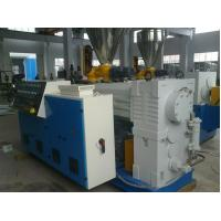 Wholesale SJZ80/156 CONICAL DOUBLE SCEW PVC/WPC EXTRUDER from china suppliers
