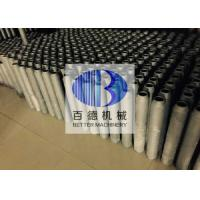 China Sic Tube / Ceramic Burner Nozzle Simple Installation For Shuttle Kilns Flaming Tubes for sale