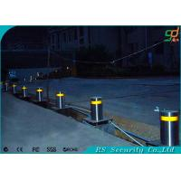 Wholesale Remote Control Hydraulic Bollards, Car Traffic Barrier IP 68 Automatic Rising Bollards from china suppliers