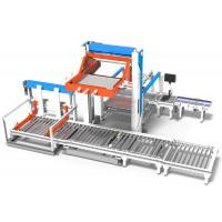 Wholesale Low Position Film Packs Palletizing Machine Shrink Packs Or Trays from china suppliers