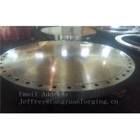 Wholesale ASME Or Non - standard F316L F304 High Pressure Stainless Steel Flange Blind Plate from china suppliers