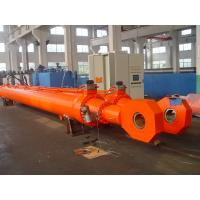 Wholesale Top Denudate Small Bore Long Stroke Hydraulic Cylinders Radial Gate Welded from china suppliers
