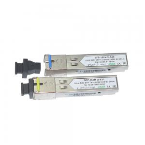 Wholesale TX1550nm RX1310nm DDM Optical Fiber Cable Accessories from china suppliers