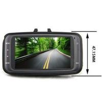 Wholesale TFT Screen Car Blackbox DVR , Vehicle Camera G-sensor HDMI HD 1080P from china suppliers