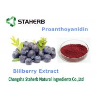 Wholesale Bilberry Extract Antioxidant Food Supplements Dark Purple Fine Powder from china suppliers