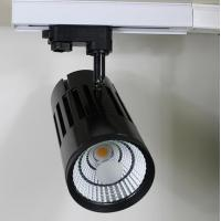 Wholesale 40W LED COB Track Light indoor led lighting IP20 CE RoHs Cree Chip High quality driver from china suppliers