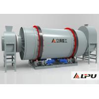 Buy cheap Three Cylinder Industrial Drying Equipment For Quartz Powder , Sand Dryer from Wholesalers