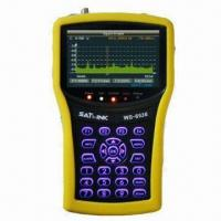 Wholesale Satellite Finder with DVB-S/T Combo Instrument and Spectrum Analyzer from china suppliers
