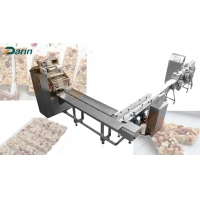 Wholesale 2.2kw Mini Granola Nut Bar Cutting Machine Full Line Wiith Packer from china suppliers